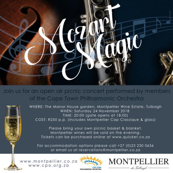 Mozart Event - Facebook Post